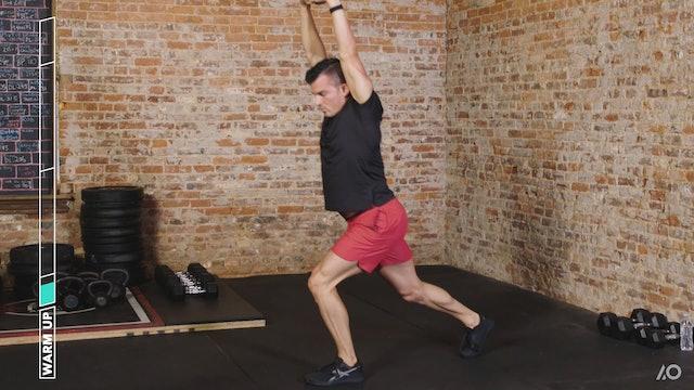 6-Week Sweat Off: Dumbbell Lower Body 2