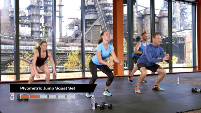 20-Minute Power HIIT Workout