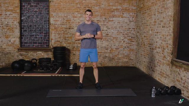 6-Week Sweat Off: Dumbbell Full Body 2