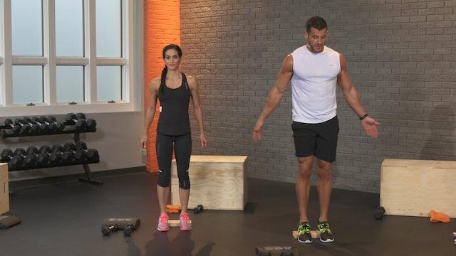 21-Day MetaShred: Bodybuilder Burnouts