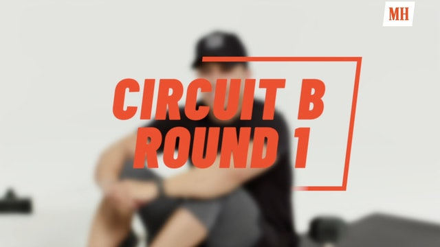 Burner: 10-Minute Chest Sizzler with Frank D'Agostino