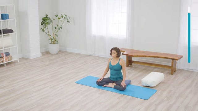 Easy Yoga: Guided Meditation