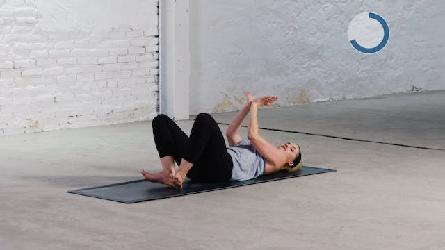 10-Minute Pilates: Lower Body