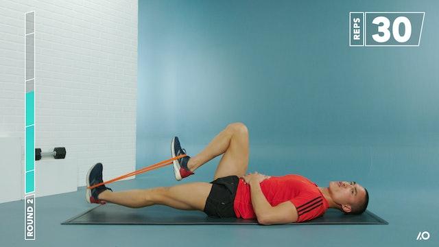 Run Faster: Progressed Stability Strength