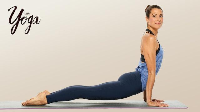 With Yoga