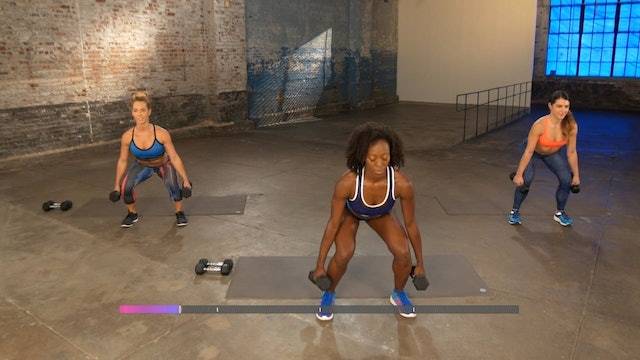 High-Intensity Dance Cardio: Total Body Toning