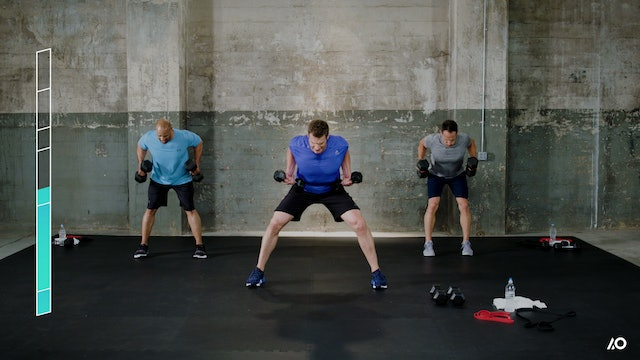 Muscle After 40: Total Body Revolution