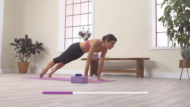 With Yoga: Sun Salutations