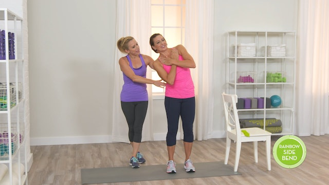 Fit In 10: Sizzle & Sculpt