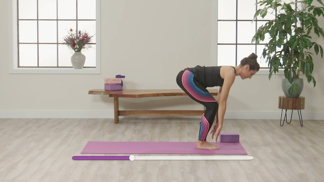 With Yoga: Fly Like an Eagle