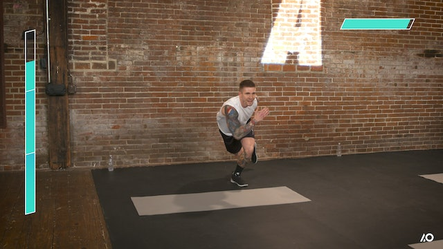 Anarchy Abs: Total Body