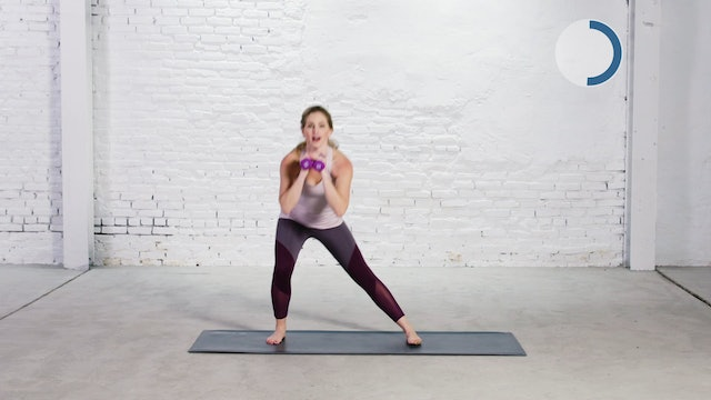 10-Minute Pilates: Total-Body Toning