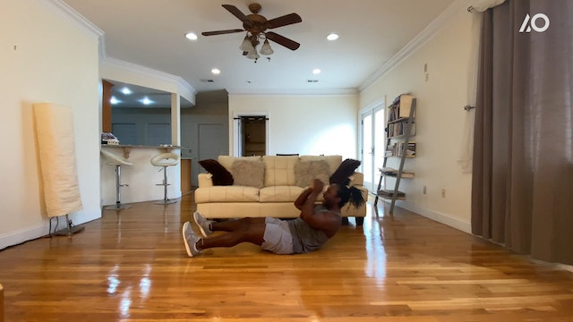 At Home: Total Body HIIT with Gerren Liles