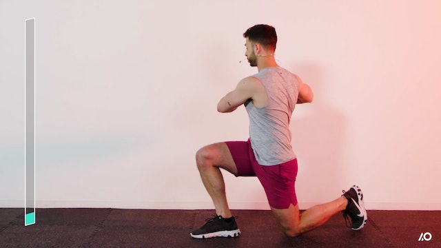 Daily Mobility: Dynamic Warmup