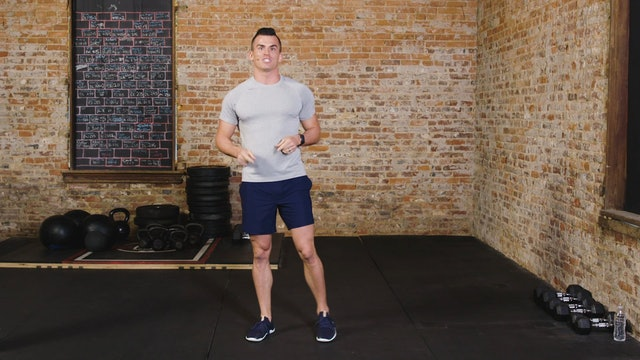 6-Week Sweat Off: Dumbbell Upper Body 1