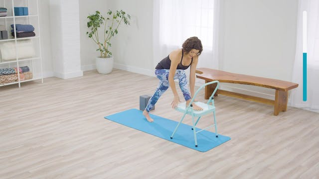 Easy Yoga: Yoga for Flexibility