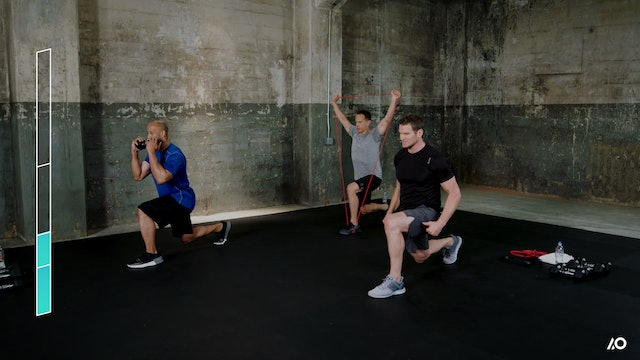 Muscle After 40: Fired Up in 15