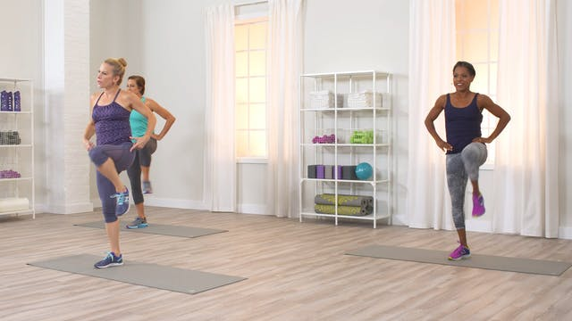 Fit in 10: Warm Up