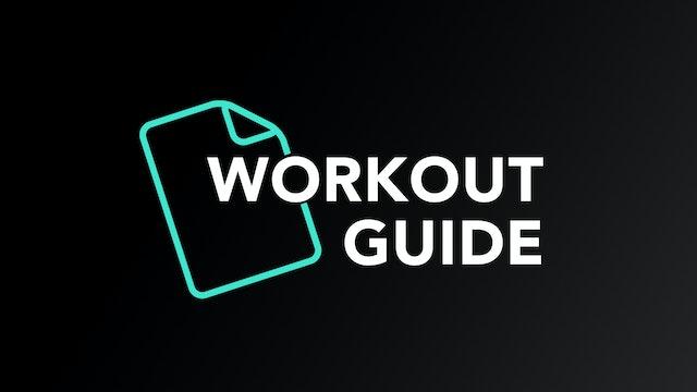Toning Transformation Workout Guide