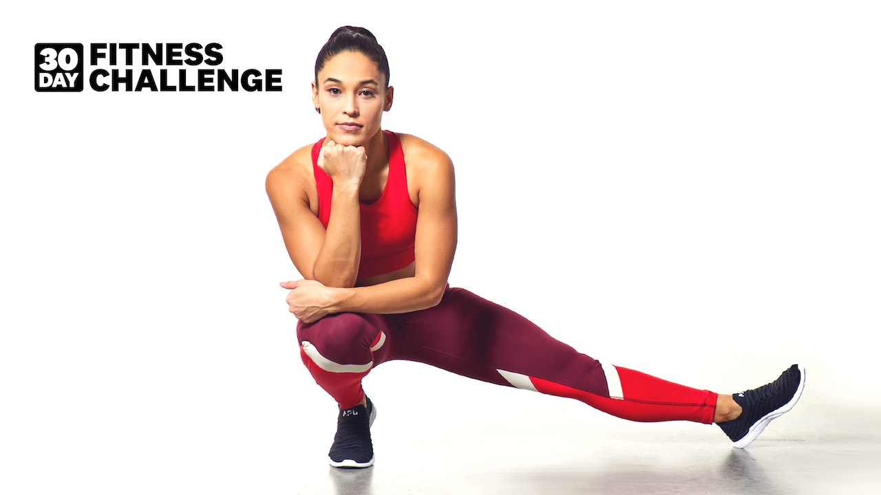 Women's Health 30-Day Challenge