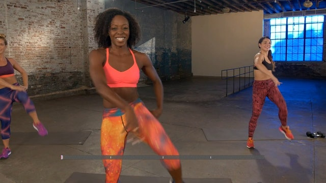 High-Intensity Dance Cardio: Dance Strength