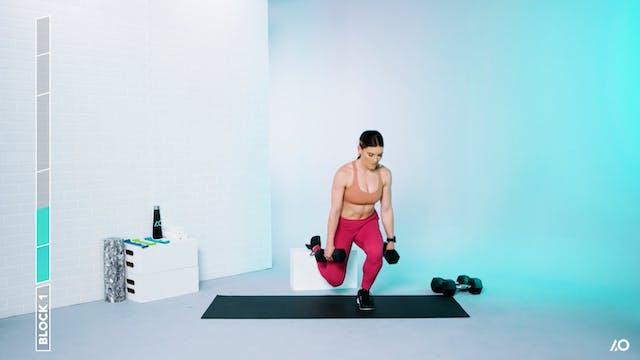 Strength for Speed: Full Body Stability