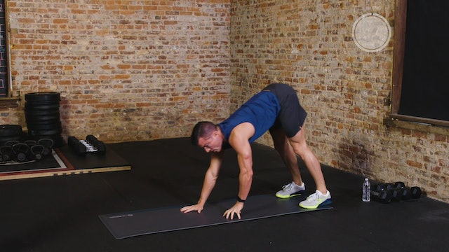 6-Week Sweat Off: Bodyweight Upper Body 1