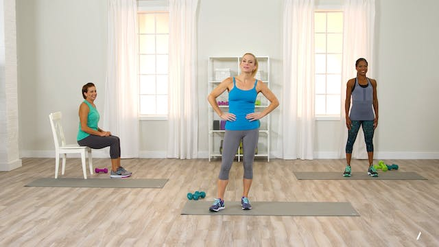 Fit In 10: Back to Strong