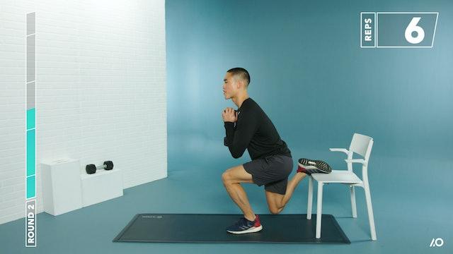 Run Faster: Progressed Plyometric Strength