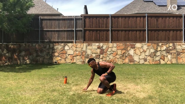 At Home: Total Body HIIT with David Freeman