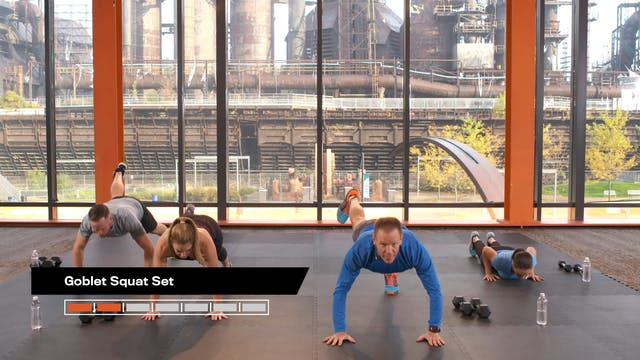 30-Minute Ultimate HIIT Workout