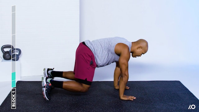 20-Minute Metcon: Upper Body, Cardio and Core