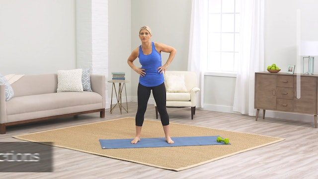 Toning Transformation: Standing Core Stability