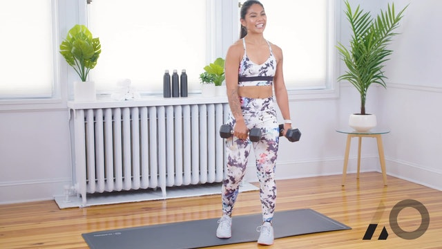 STRONG: Lower Body Timed 2