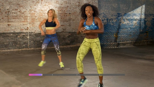 High-Intensity Dance Cardio: Dance Cardio