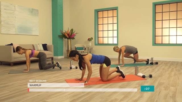 All In 18: Ultimate Core Workout