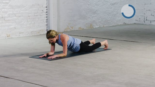 10-Minute Pilates: Core Burn