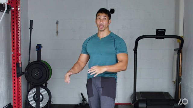 Bodyweight Triceps Sprint Session