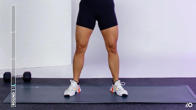 Total-Body Kettlebell: Lower Body