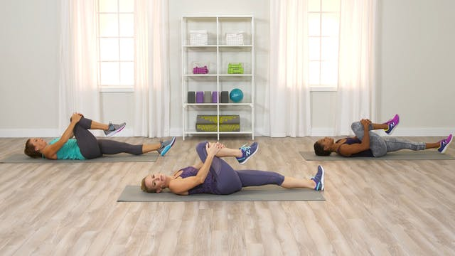 Fit In 10: Cool Down
