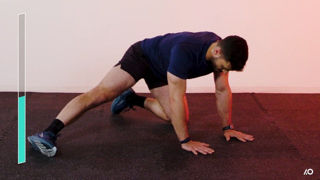 Daily Mobility: Lower Body A