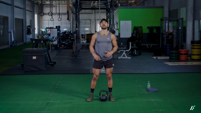 Kettlehell: Upper Body 1
