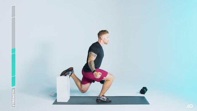 Total-Body Blitz: Legs
