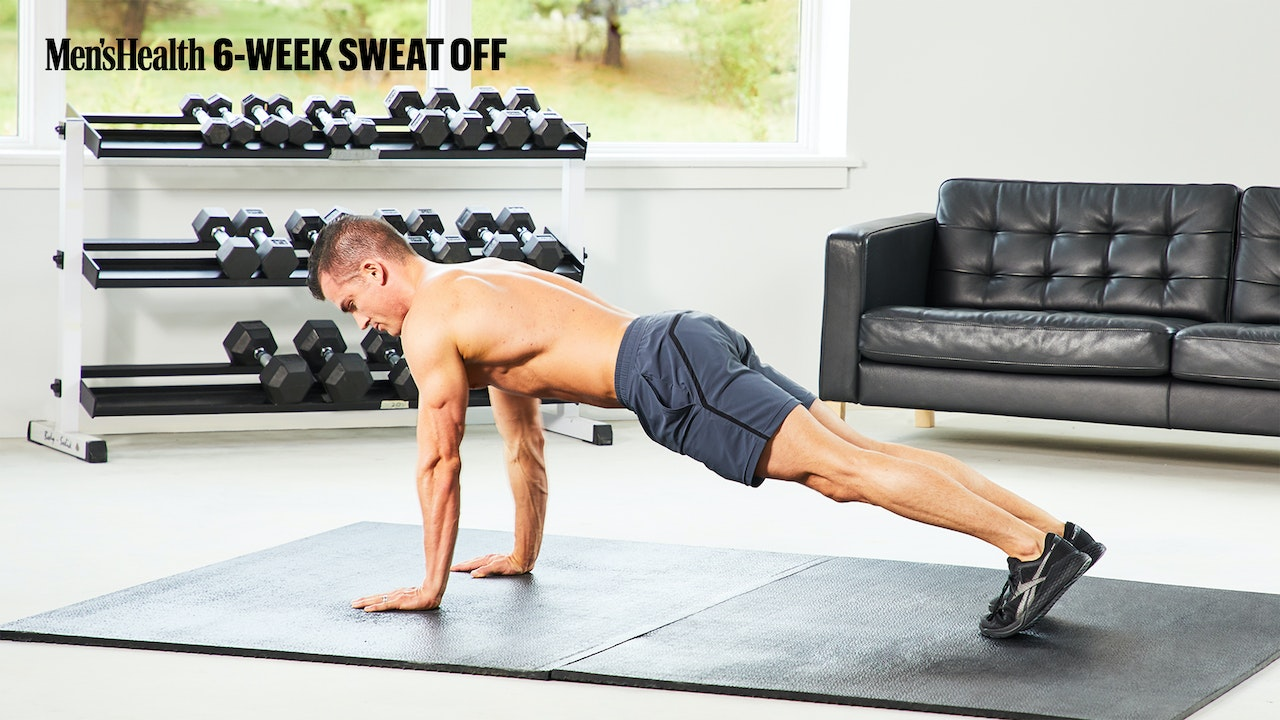 6-Week Sweat Off
