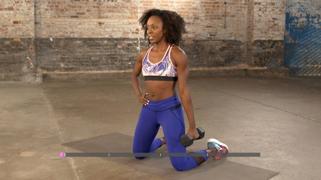 High-Intensity Dance Cardio: 10-Minute Abs