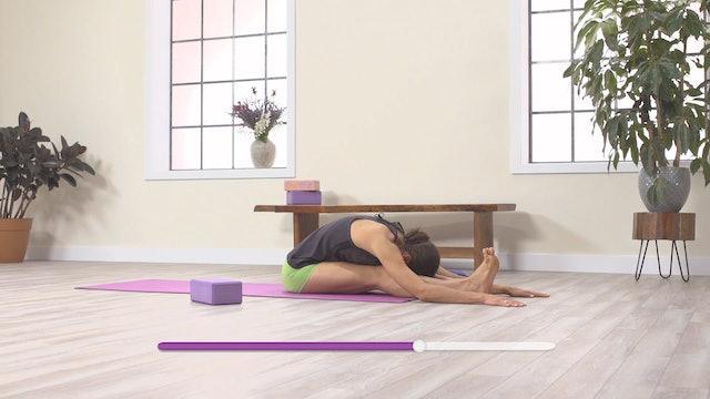 With Yoga: Rejuvenate & Relax