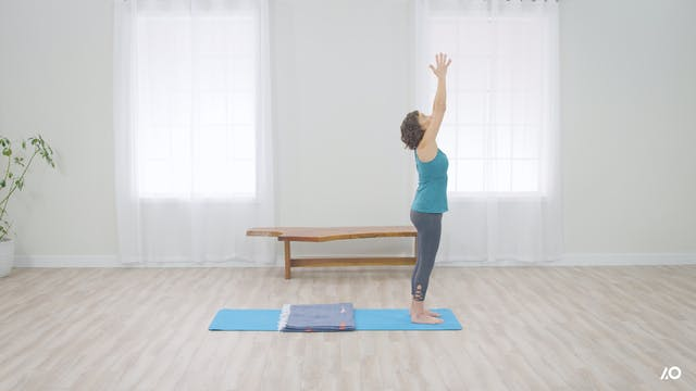 Easy Yoga: Transitions for Beginners