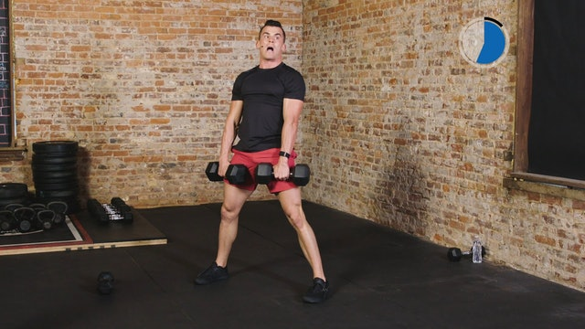 6-Week Sweat Off: Dumbbell Lower Body 2