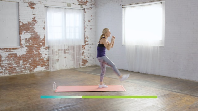 Tone Up in 15: Box Yourself Strong