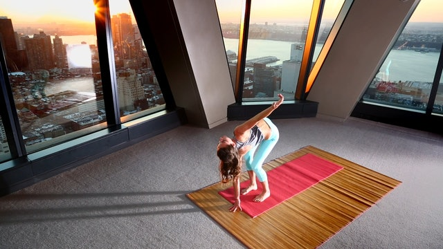 Yoga Reset: Yoga for Good Posture